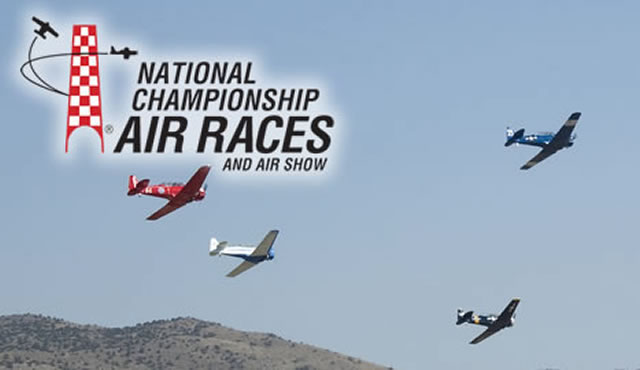 Historic Air Races Rock Reno This Week