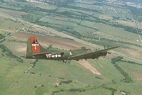 B-17 'Texas Raiders' to Visit Houston
