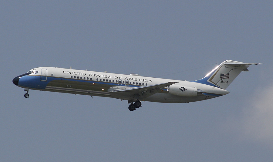 California Museum to Get Presidential Jet