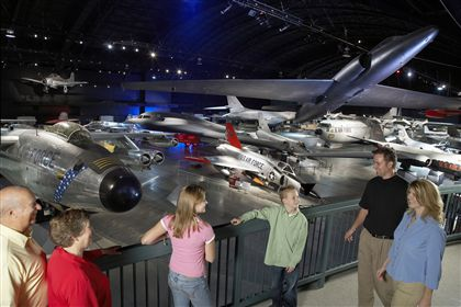 USAF Museum Reopens