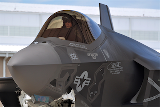 F-35C Rolled Out in Eglin Ceremony