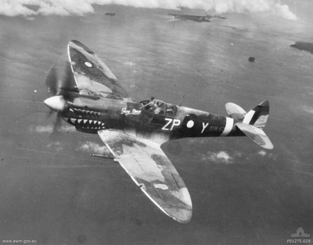 Aussie Spitfire Group Ups Funding Effort