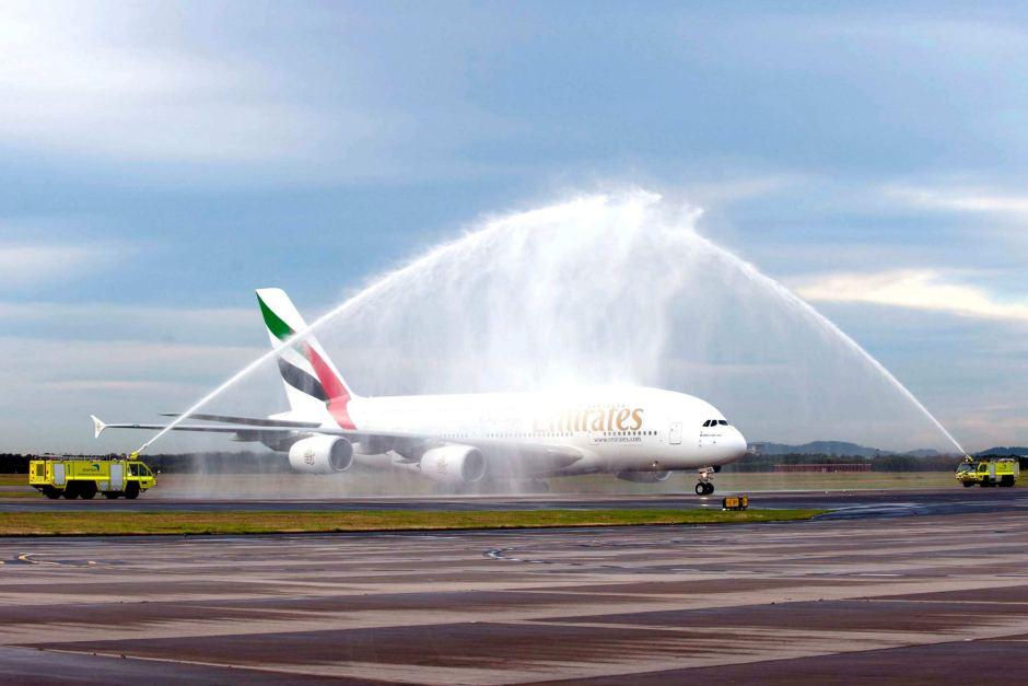 Brisbane Gets Daily A380 Service