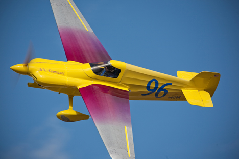 Air Race Winners Recount Epic Event