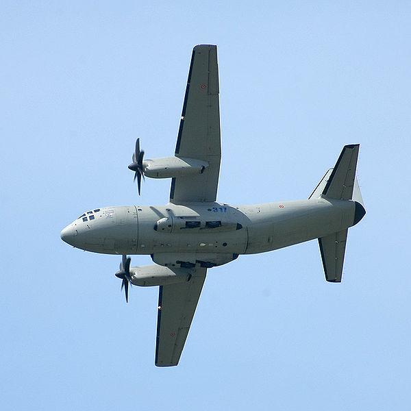 New USAF Transports Head to Boneyard