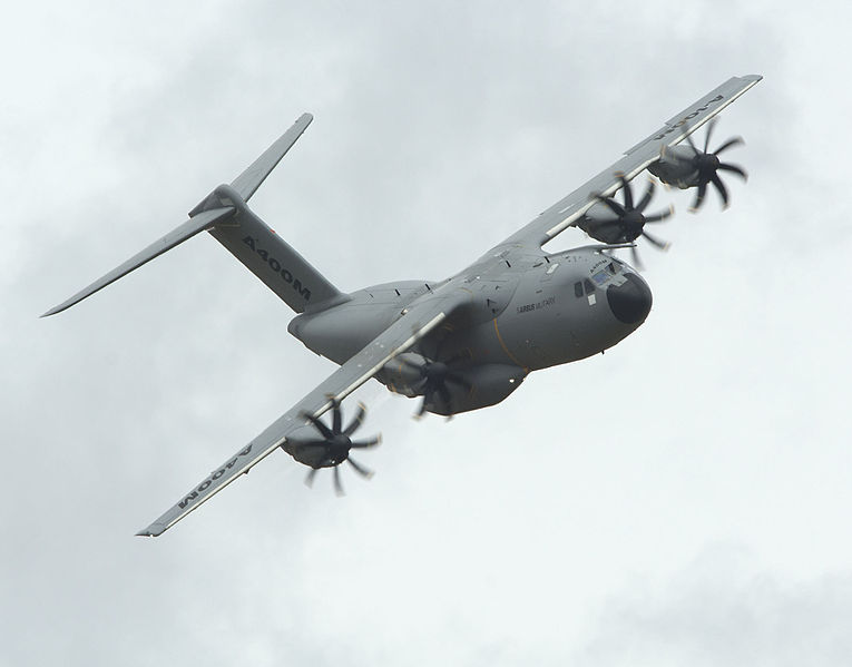 First A400M Finally Delivered to France