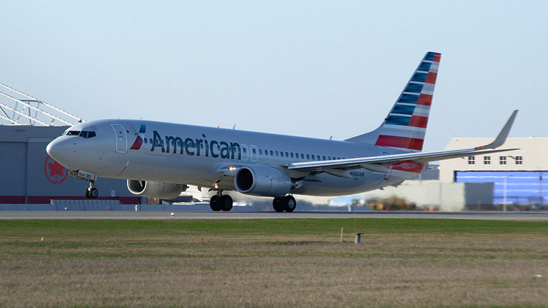 American Airlines: Come Fly for Us
