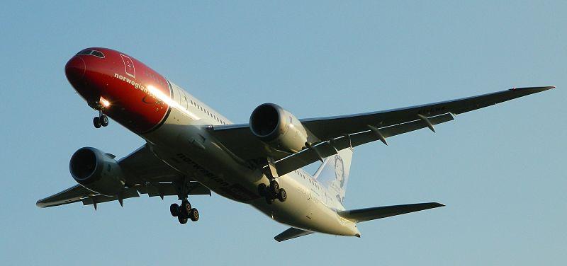 Norwegian Air Grounds Second 787