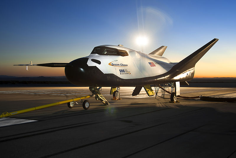 Dream Chaser Makes First Flight