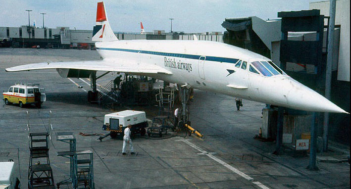British Airways: Concorde Stays Grounded