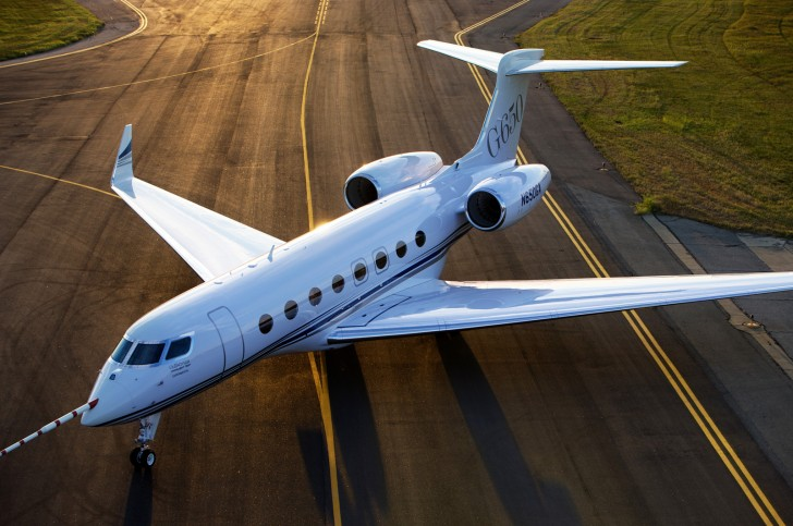 Gulfstream Sets Records with G650