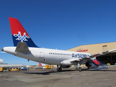 Air Serbia Begins Service