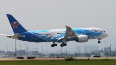 New Zealand Gets 787 Service