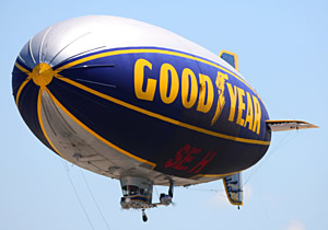'Spirit of Goodyear' Flying to Retirement