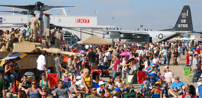 Miramar Air Show Canceled