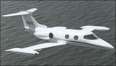 Learjet Success Began with Crash