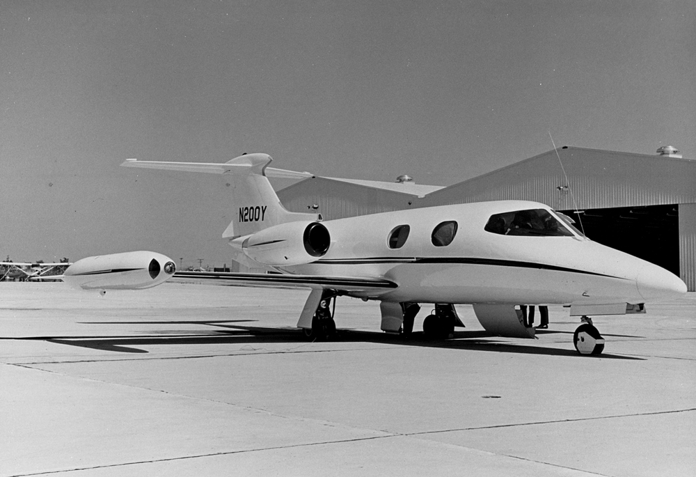 Learjet, 50 Years Later