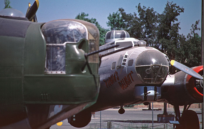Iconic Firepower: Bomber Turret Developments