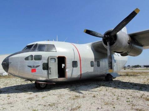 Hagerstown Museum Gets C-123