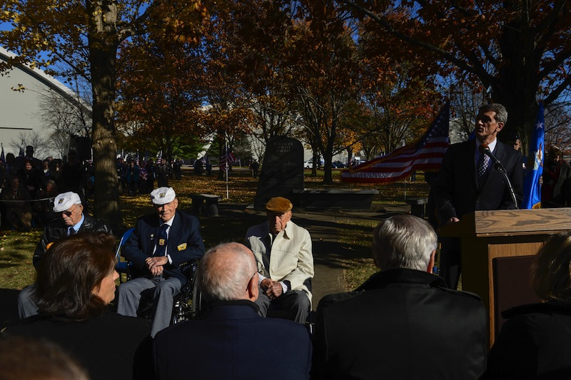Doolittle Raiders Honored at Ceremony