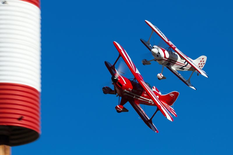 Reno Air Races in Fight to Survive
