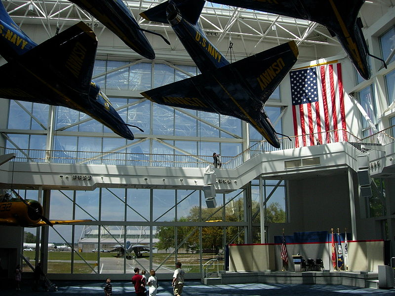 National Naval Aviation Museum Turns 50