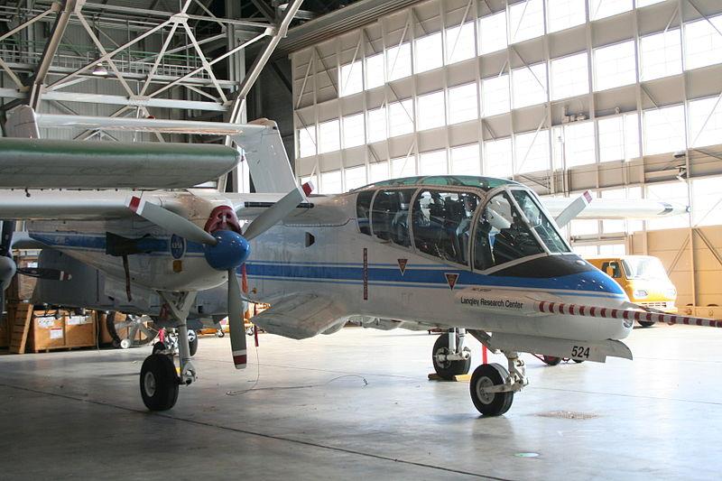 SOCOM to Keep NASA OV-10s for Awhile