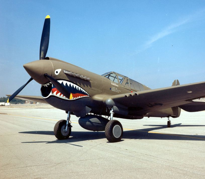 Flying Tigers: How They Got That Name