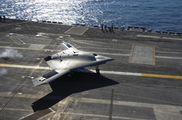 Video: X-47B Continues Sea Trials