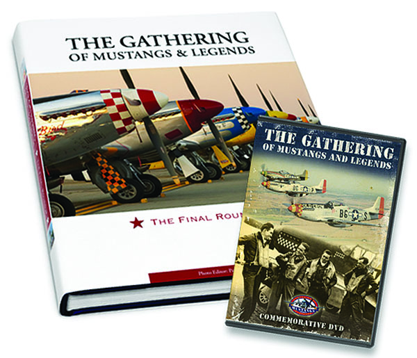 The Gathering of Mustangs and Legends Holiday Gift Set