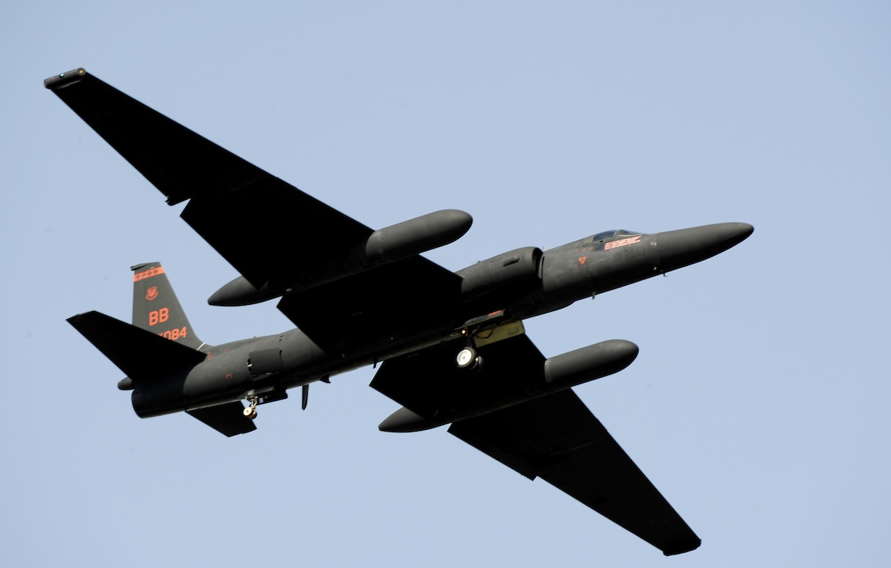 Former U-2 Pilot Recounts Flights