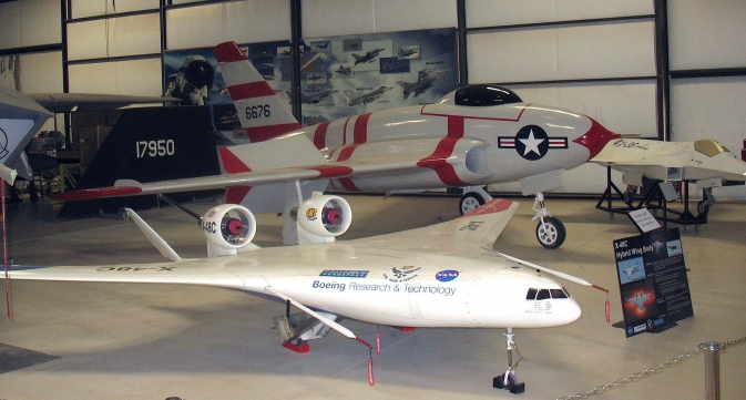USAF Museum Shows Off X-Planes