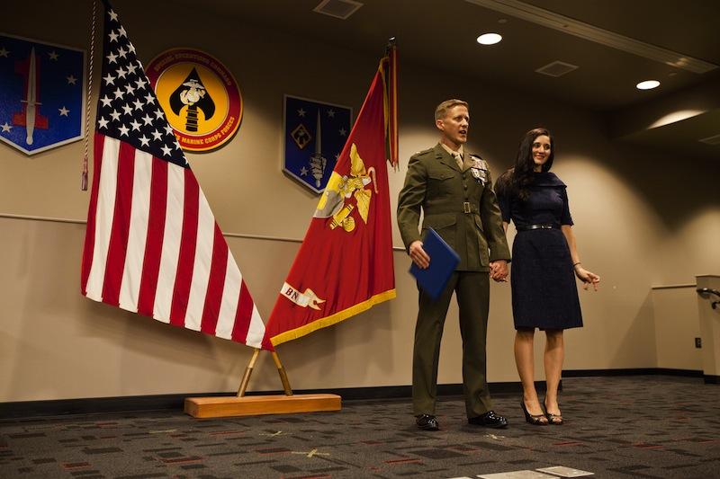 VMA-211 Marine Receives Silver Star