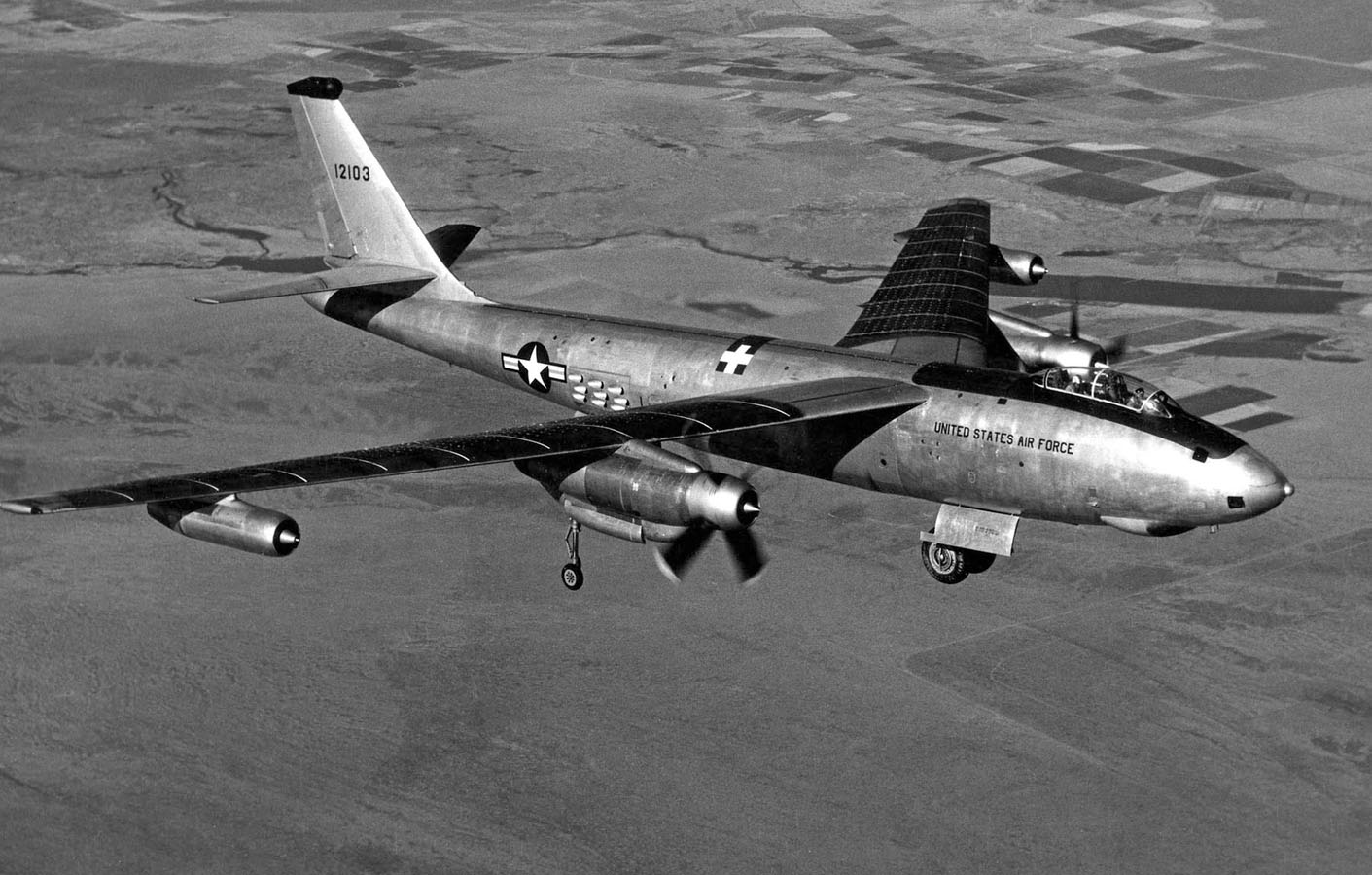 One of a Kind: The Boeing XB-47D