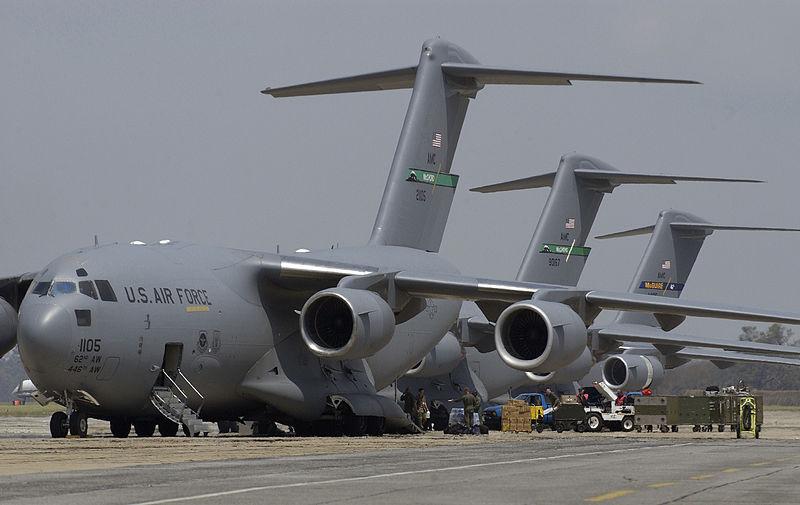USAF Celebrates 20 Years of C-17