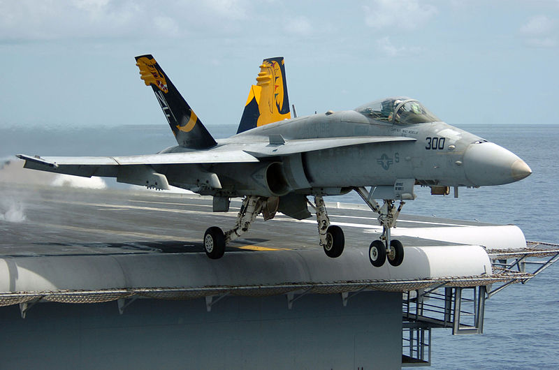 Navy Celebrates 35 Years of Hornet Service