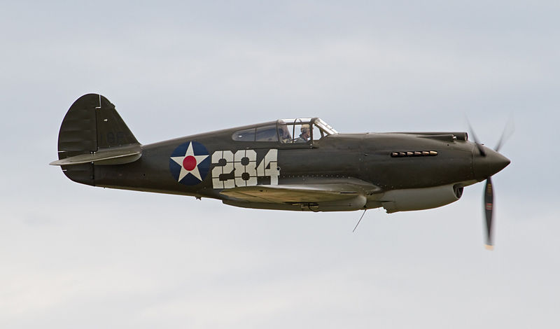 Pearl Harbor Warhawk Returning to U.S.