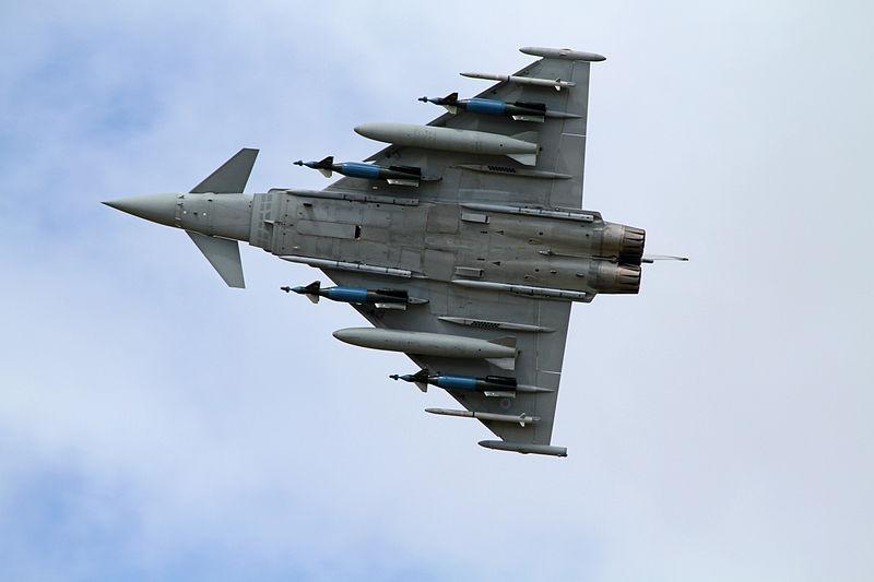 RAF Squadron to Relocate, Rearm