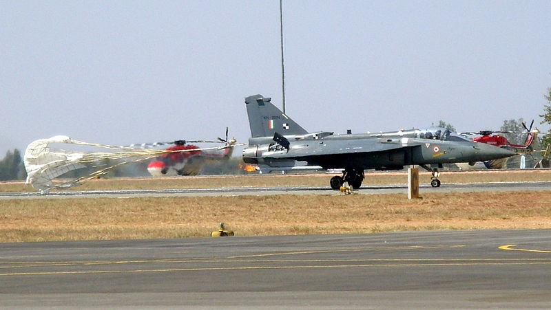 Indian Fighter to Begin Final Testing