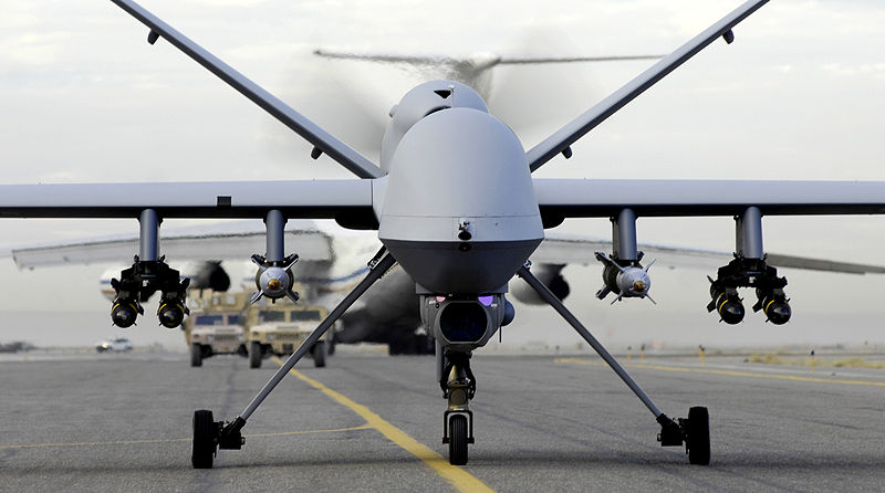 RAF Squadron to Keep Reapers