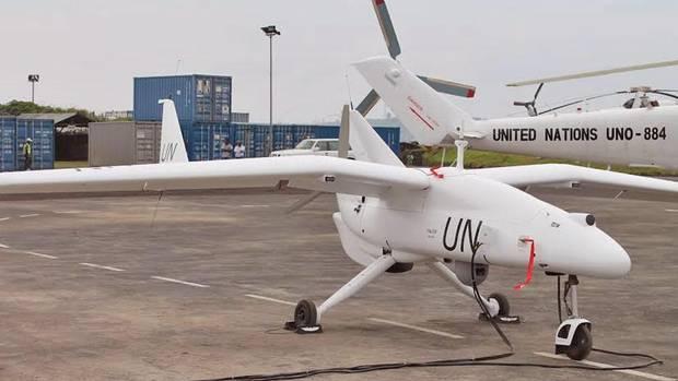 UN Using Drones Over Congo