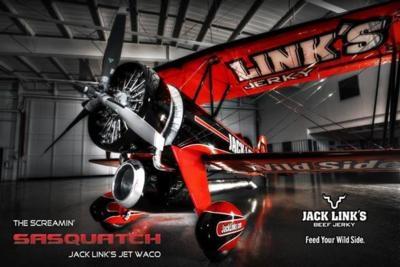 Klatt to Fly Jet-Powered Waco in '14