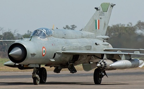Indian Air Force MiG-21FLs Retire