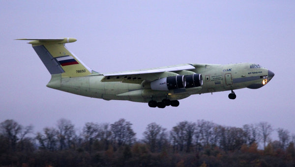 Modernized Il-76 Completes Flight Tests
