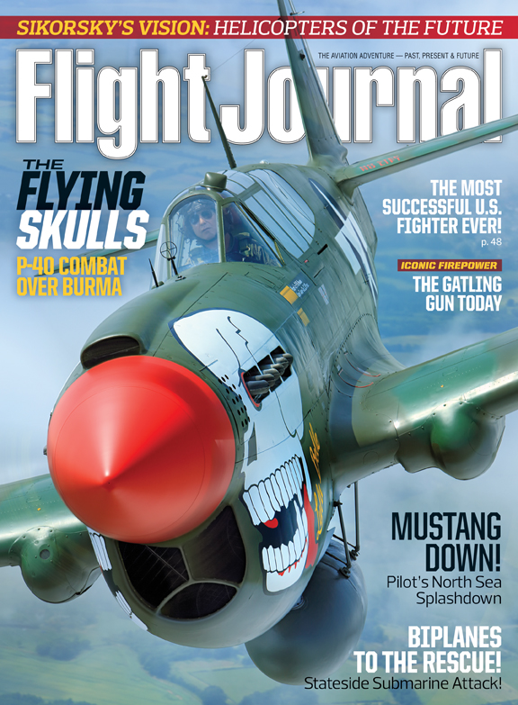Win a Free Subscription to Flight Journal