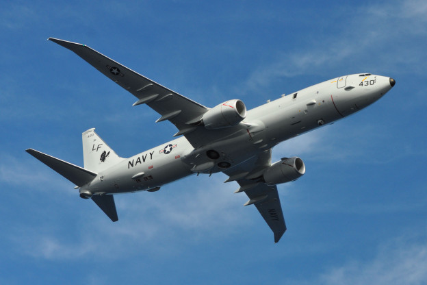 P-8 Poseidon to Get Real Test