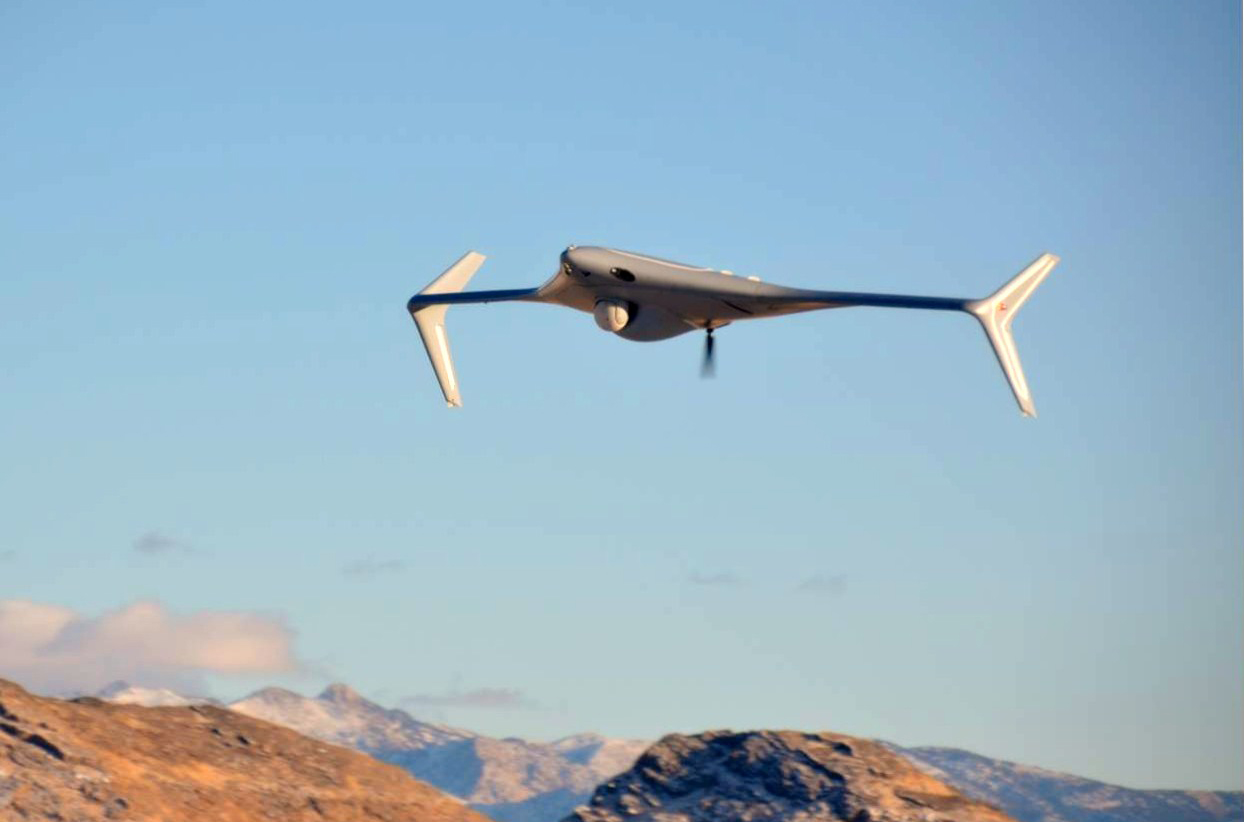 Lockheed Martin Reveals Drone Features