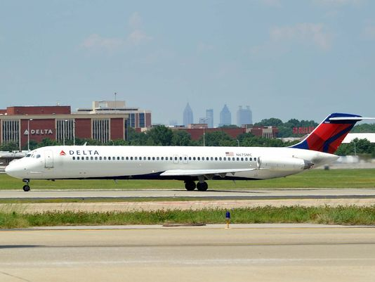 Delta Ends Domestic DC-9 Service
