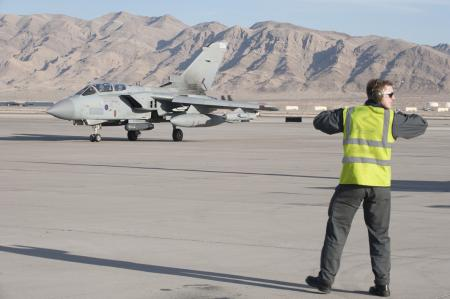 Red Flag Operations Return