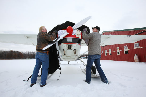 Popular Fly-In Defies Winter Weather